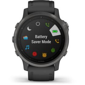 Garmin Fenix 6S Sapphire Multisport GPS Älykello, black